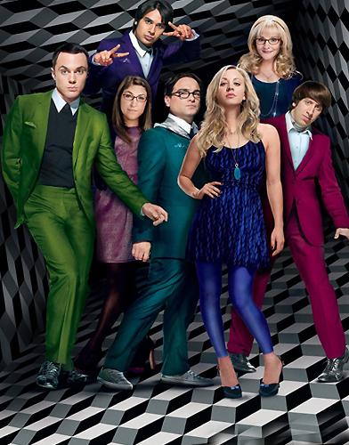 The Big Bang Theory season 6 Poster