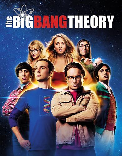 The Big Bang Theory Season 7 poster