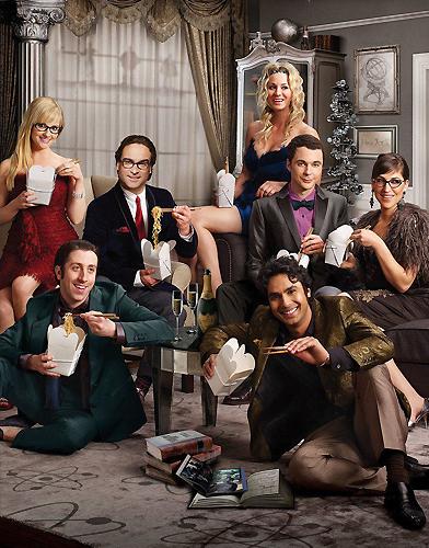The Big Bang Theory Season 8 poster