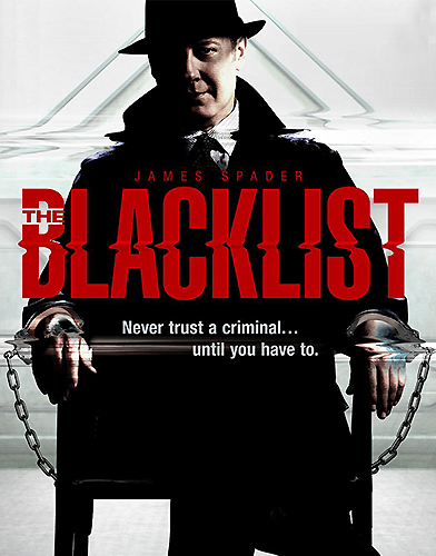 The Blacklist Season 1 poster