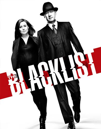 The Blacklist season 4 Poster