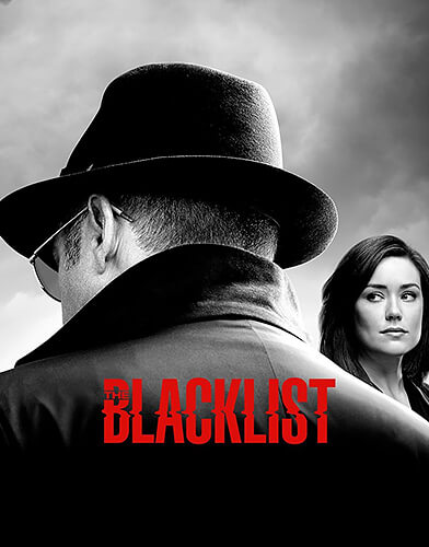 The Blacklist season 6 poster