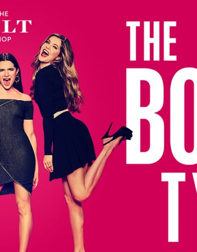 The Bold Type tv series poster
