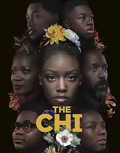 The Chi season 3 poster