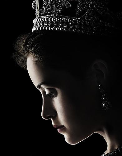The Crown Season 1 poster