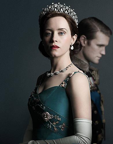 The Crown Season 2 poster
