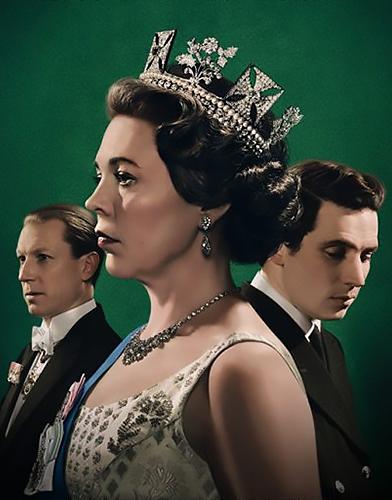 The Crown Season 3 poster