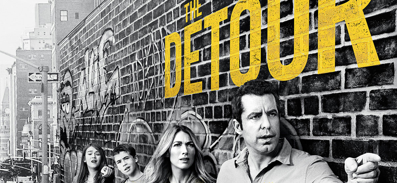 The Detour Season 4 tv series Poster