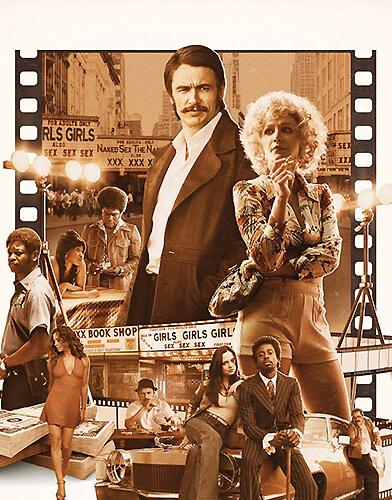 The Deuce season 1 poster