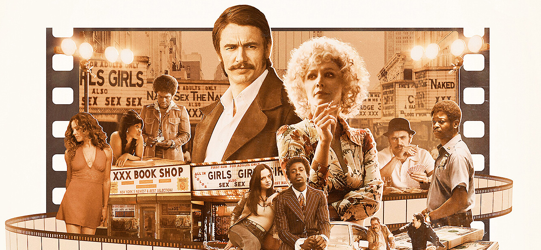 The Deuce Season 1 tv series Poster