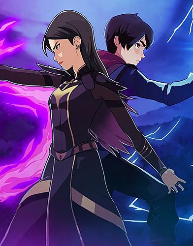 The Dragon Prince Season 2 poster