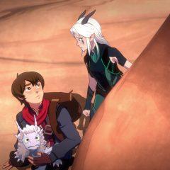 The Dragon Prince Season 3 screenshot 1