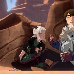 The Dragon Prince Season 3 screenshot 4