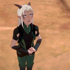 The Dragon Prince Season 3 screenshot 5