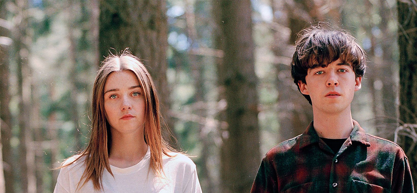 The End of the F***ing World Season 1 tv series Poster