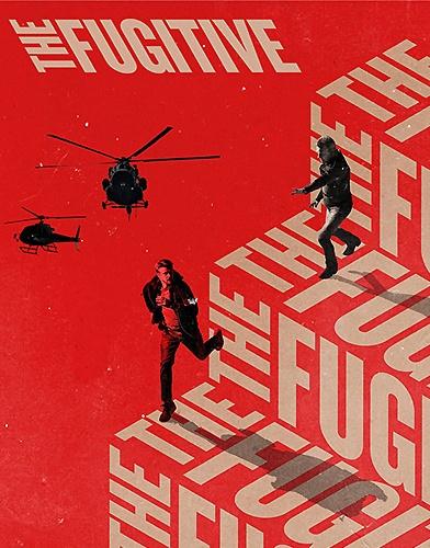 The Fugitive Season 1 poster