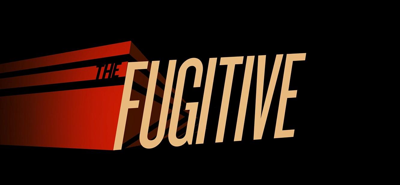 The Fugitive Season 1 tv series Poster