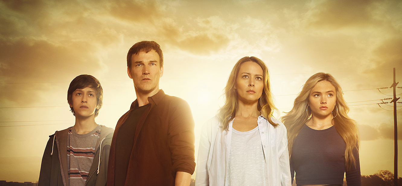 The Gifted season 1 tv series Poster