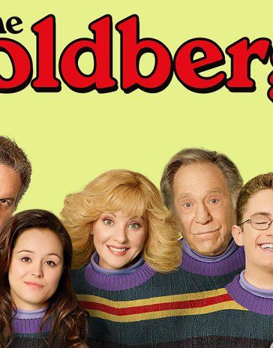 The Goldbergs tv series poster
