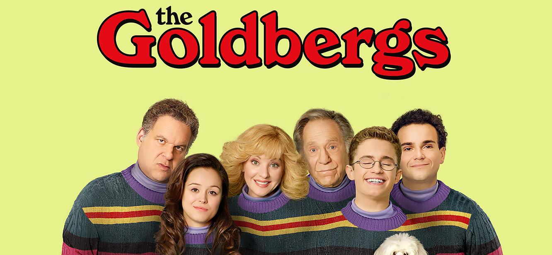 Les Goldberg Season 1 tv series Poster