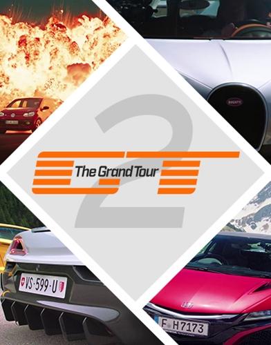 The Grand Tour Season 2 poster