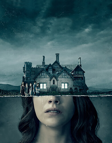 The Haunting of Hill House Season 1 poster