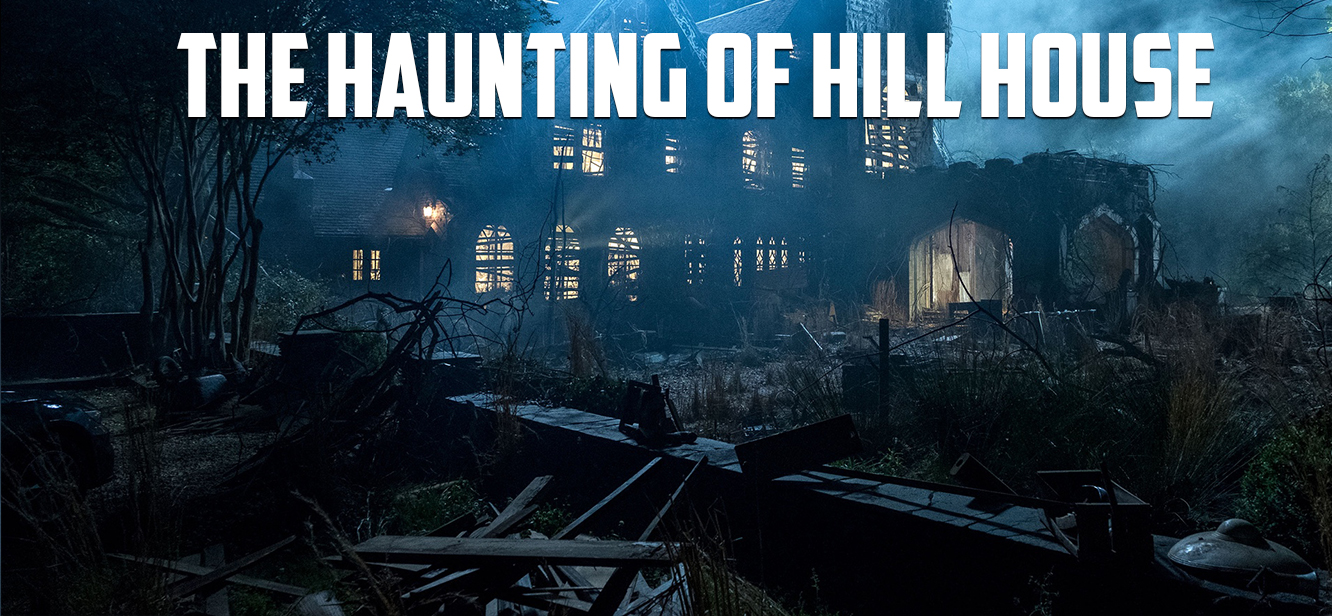 The Haunting of Hill House tv series poster