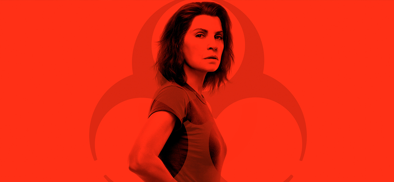 The Hot Zone Season 1 tv series Poster