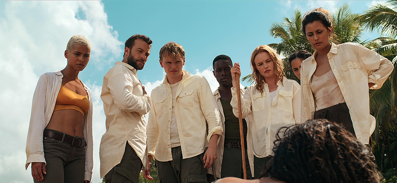The I-Land Season 1 tv series Poster