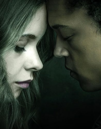 The Innocents tv series poster