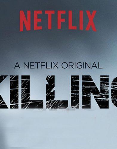 The Killing tv series poster