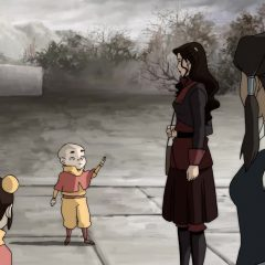 The Legend of Korra Season 1 screenshot 10