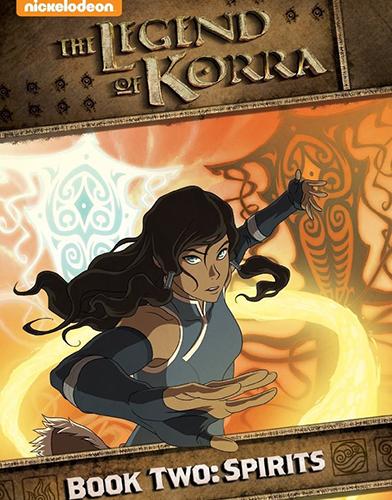 The Legend of Korra Season 2 poster