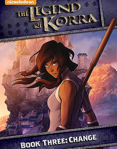 The Legend of Korra season 3 Poster