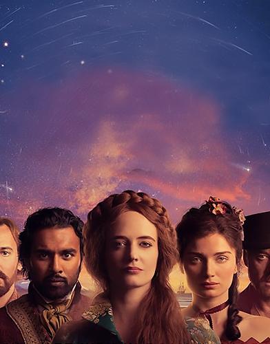The Luminaries Season 1 poster