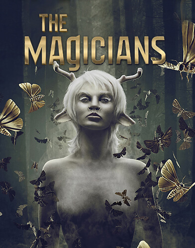 The Magicians season 2 poster