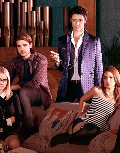 The Magicians tv series poster