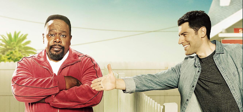 The Neighborhood Season 2 tv series Poster