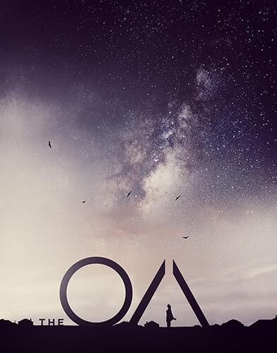 The OA season 1 posterq