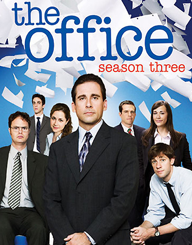 The Office season 3 Poster