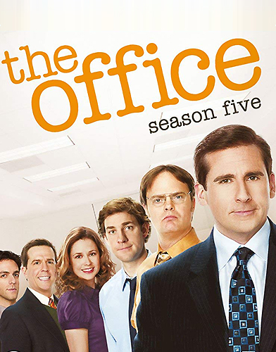 The Office Season 5 poster