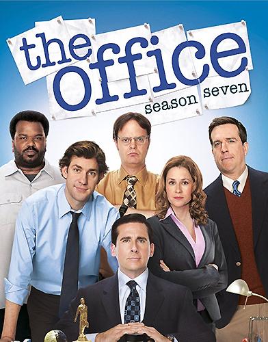 The Office season 7 Poster