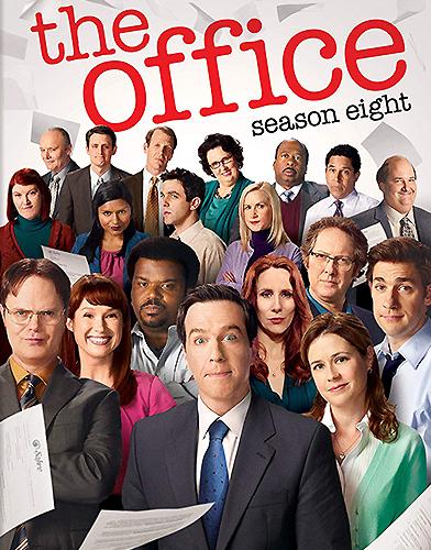 The Office Season 8 poster