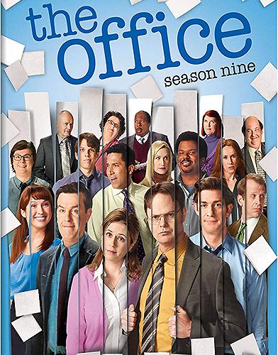 The Office season 9 Poster