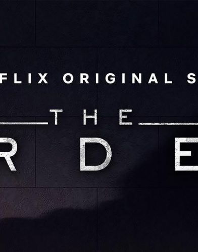 The Order tv series poster
