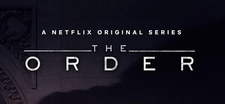 The Order Season 1 tv series Poster