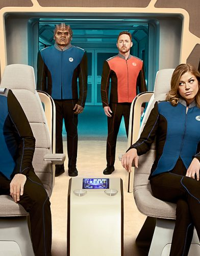 The Orville Intro