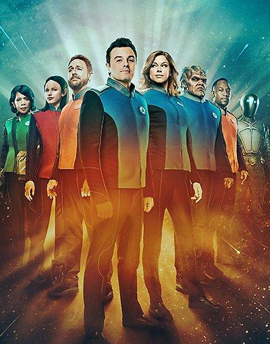 The Orville Season 1 Poster
