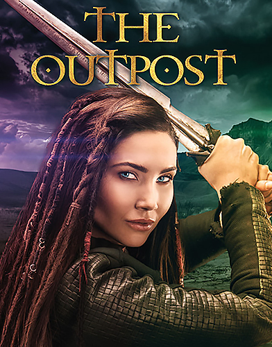 The Outpost Season 2 poster