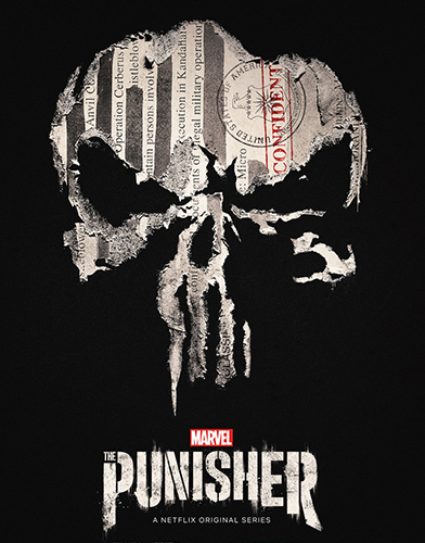 The Punisher Season 1 poster
